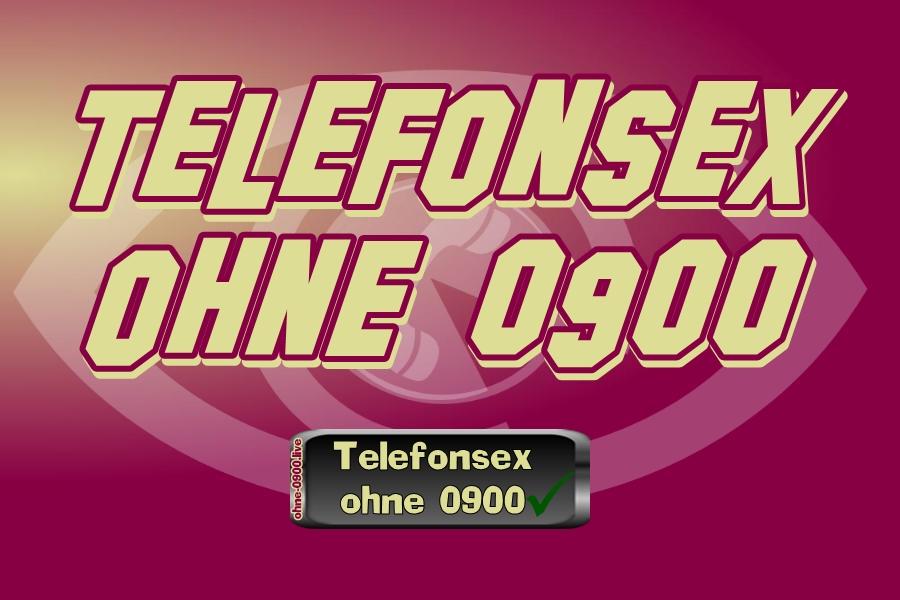 Telefonsex ohne 0900 - weltweit